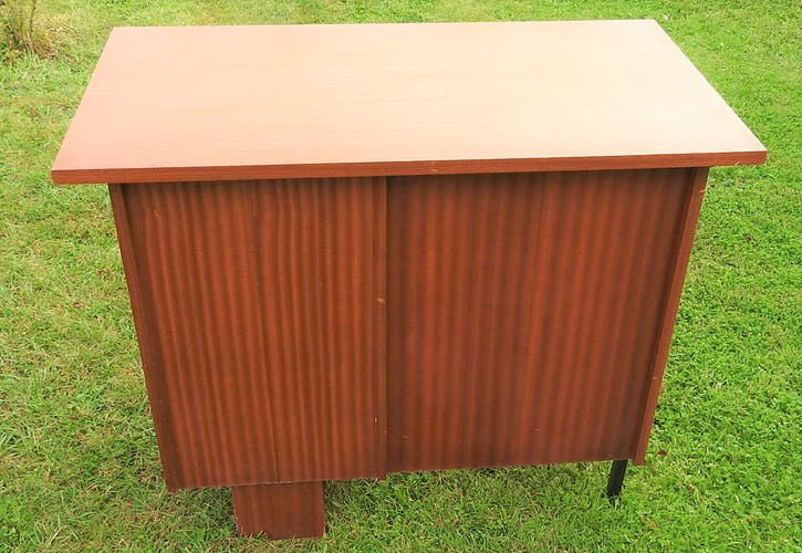 Bureau enfant vintage 3 tiroirs