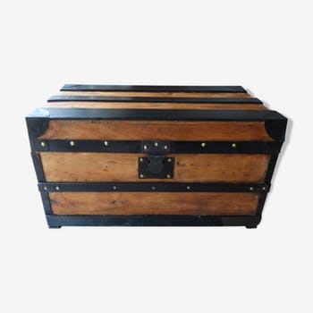 Renovated old trunk