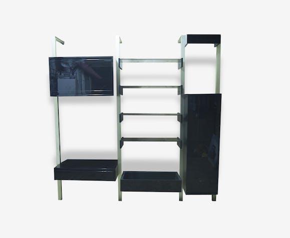 living ligne roset ml 80 restaur bois mat riau dor. Black Bedroom Furniture Sets. Home Design Ideas