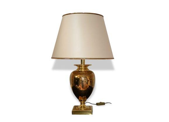 lampe classique fran ais le dauphin c ramique. Black Bedroom Furniture Sets. Home Design Ideas
