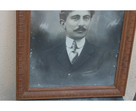 Portrait d'homme 1920