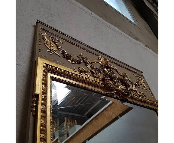 Trumeau mirror - 175x105cm