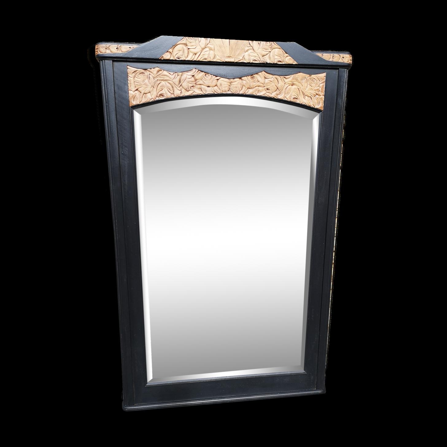 Superbe Miroir Art Déco 92x150cm
