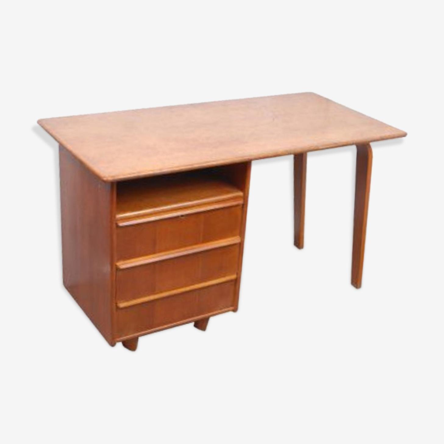 Pastoe Desk de Cees Braakman,  années 50