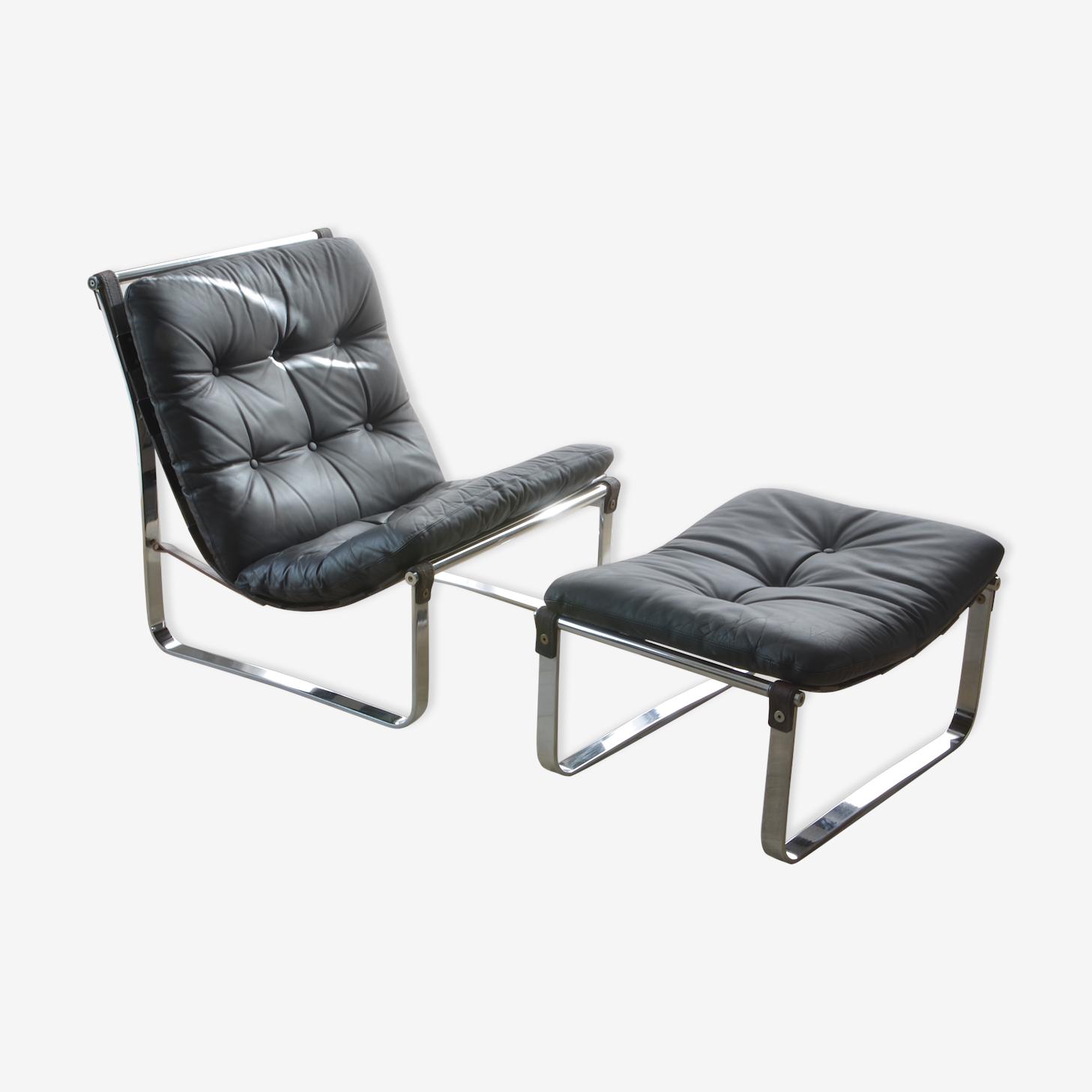 "Armchair ""Spring"" Ingmar Relling to Westnofa 1960"