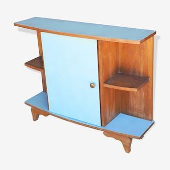 Bar console en bois