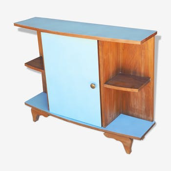 Bar console wood