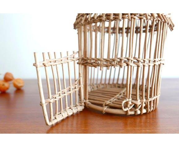 Wicker cage, 1950s