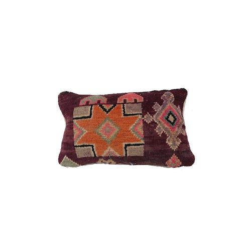 Vintage Moroccan Pillow, 58 x 36 cm
