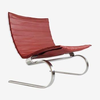 Model PK20 armchair by Poul Kjaerholm for E. Kold Christensen, Denmark, 1960