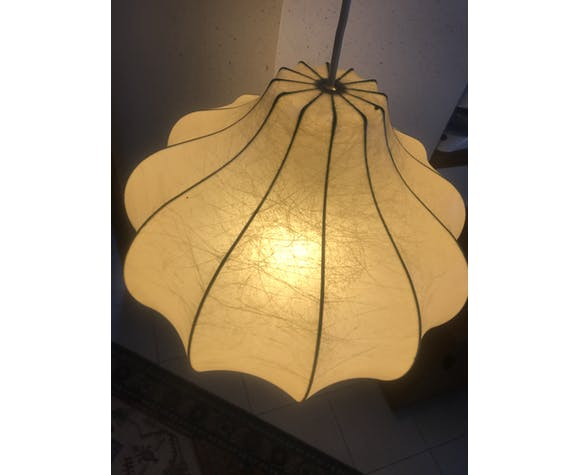 Lampe Cocoon Friedel Wauer Goldkant