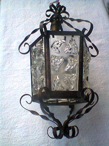 Electrified lantern