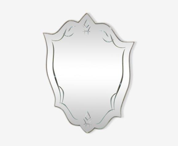 Mirror of the 20/30 47 x 72 cm