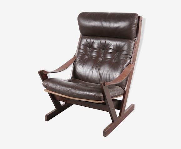 chaise longue norvgienne des annes 60 - Chaise Norvegienne