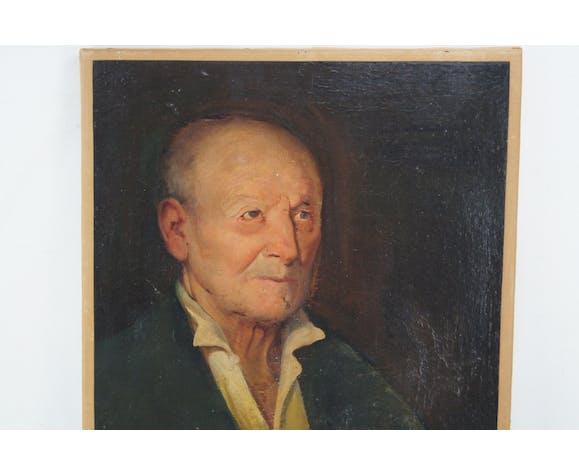Le vieil homme et son livre Ivan Thiele (1877-1948)