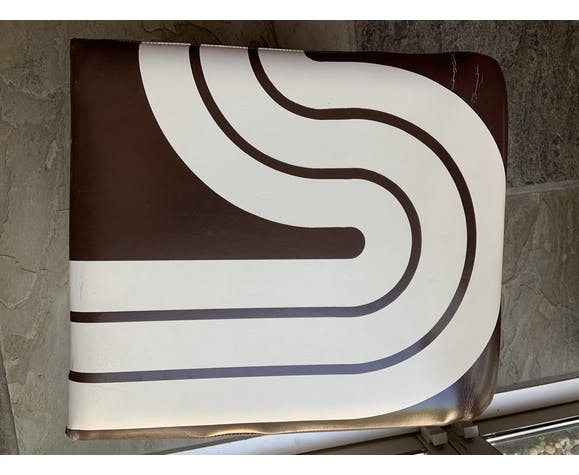 Pierre Cardin en vinyle années 70