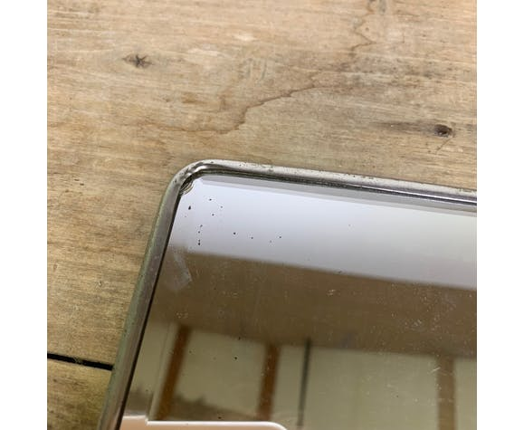 Miroir de barbier 15,5 x 11,5 cm