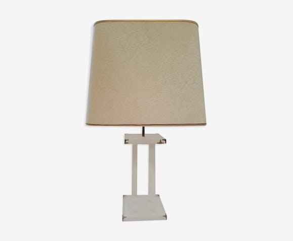Lampe plexyglas Roche Bobois années 70 | Selency