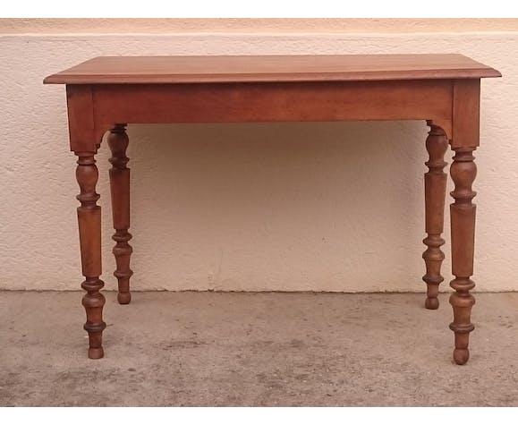 Old oak bistro table