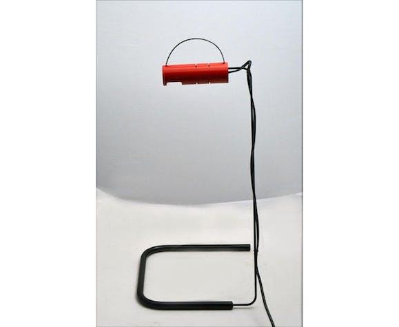 Slalom Desk Lamp by Vico Magistretti for O-Luce, 1980