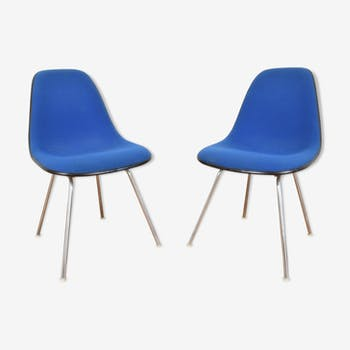 Chaises DSX  par Charles & Ray Eames pour Herman Miller 1960