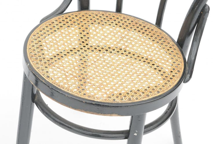 Pair of bistro chairs