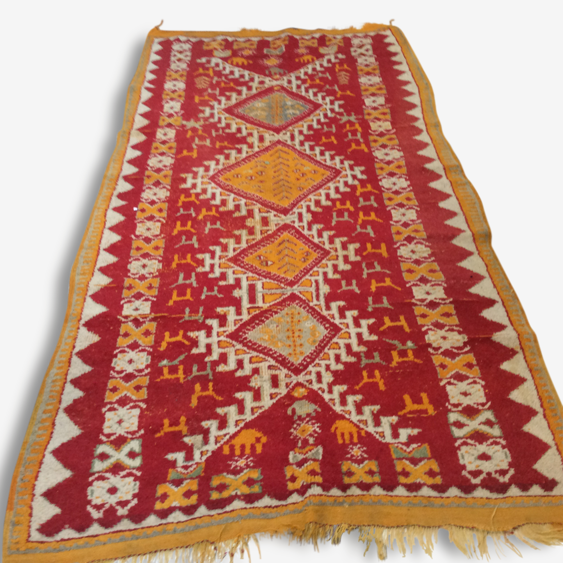 Tapis marocain, 275x140