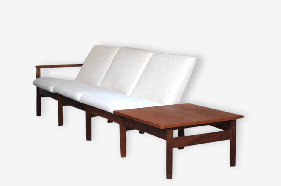 """Sofa """"MA04"""" by Yngve Ekström for Pastoe, the Netherlands 1959"""