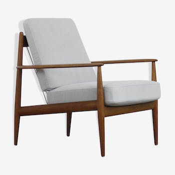 Armchair by Grete Jalk for France & Daverkosen, 1950