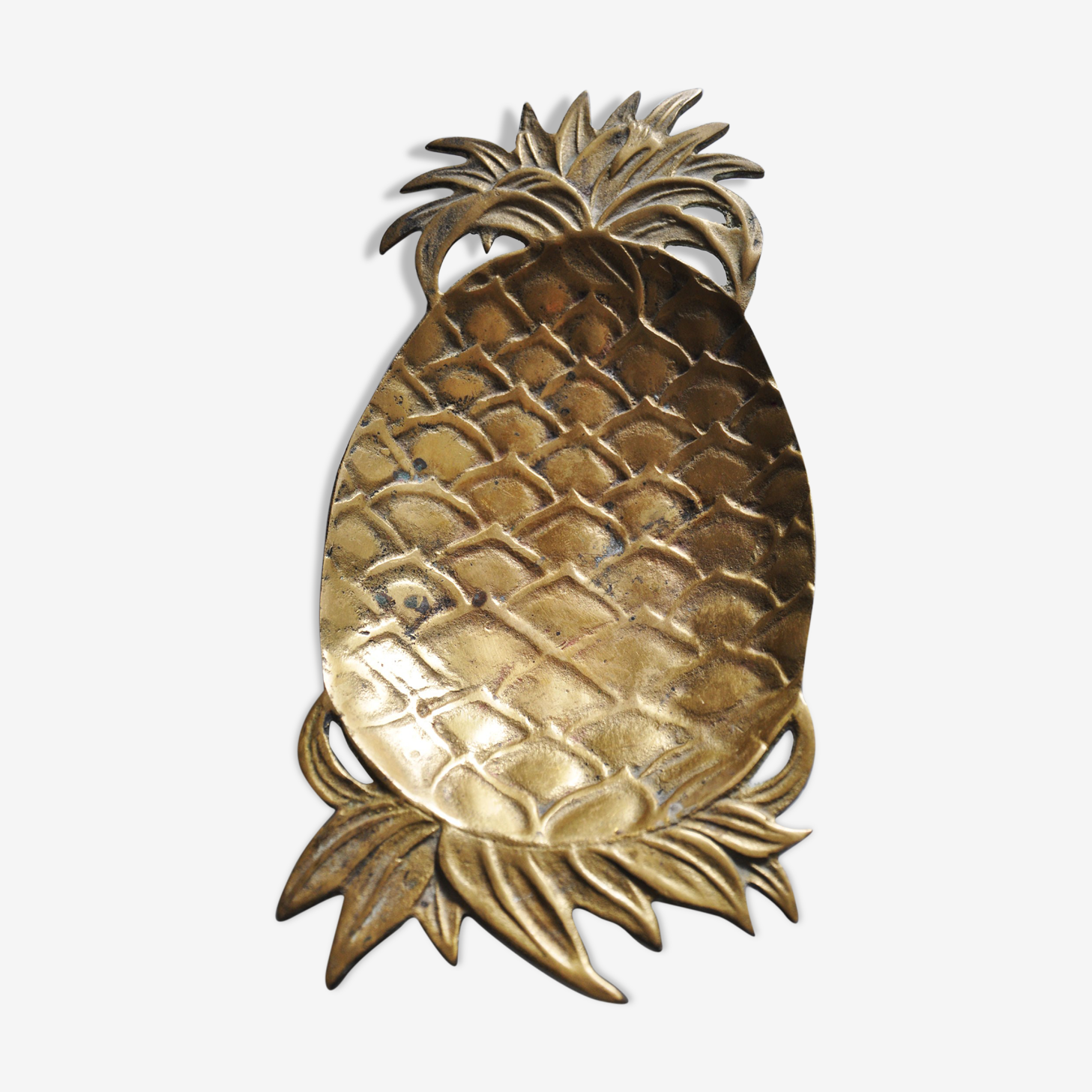 Empty Pocket pineapple brass 1970