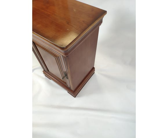 Louis Philippe style bedside