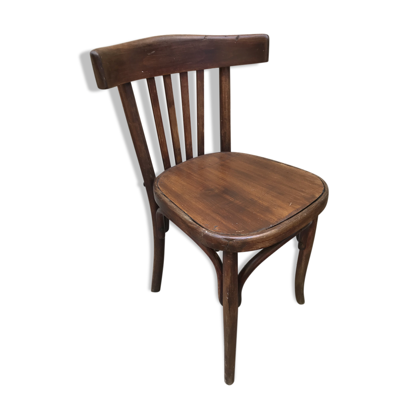 Antique Fisher Bistro Chair From The 50u0027s