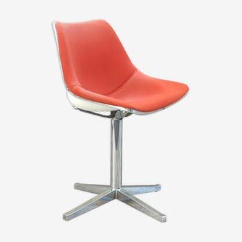 Swivel chair model L202 by R.Schweitzer
