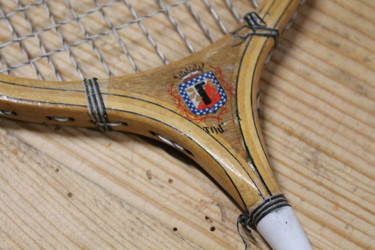 Duo de raquettes de badminton