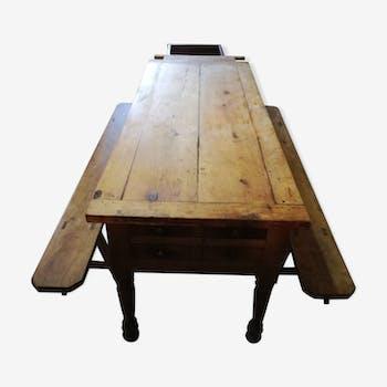 Table De Salle à Manger Vintage Doccasion
