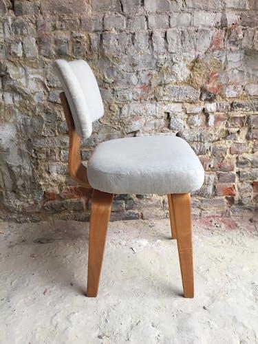 Paire de chaises hollandaise des années 50