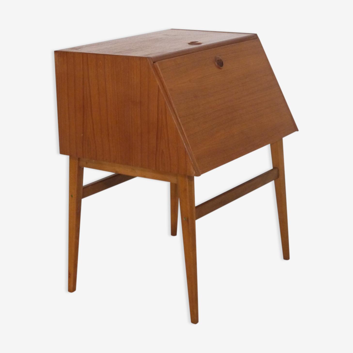 Occasional furniture, storage vintage teak