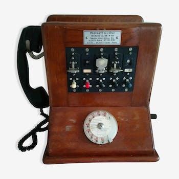 Standard téléphonique 1967