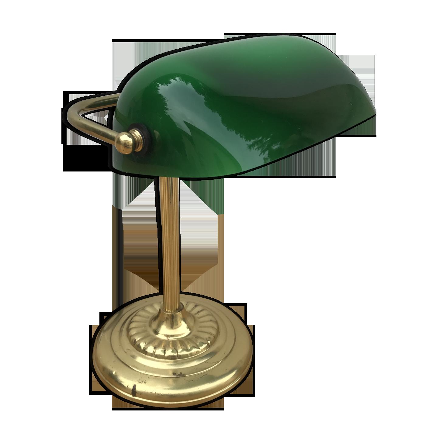 Les Banquiers Lampe Lampe De Table Lampe De Bureau Burolampe Art