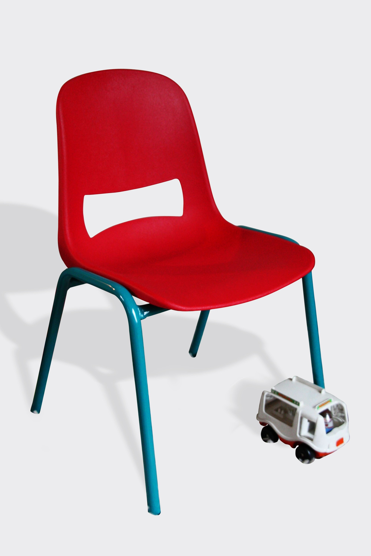 Chaise rétro maternelle