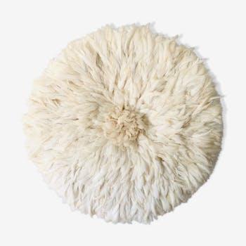 Juju hat white - 80 cm
