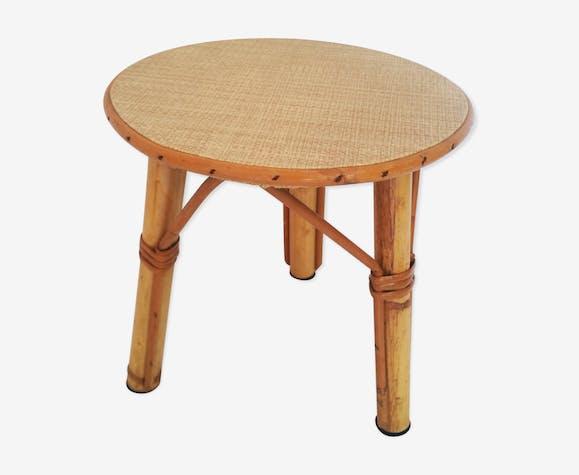Rattan table 60/70