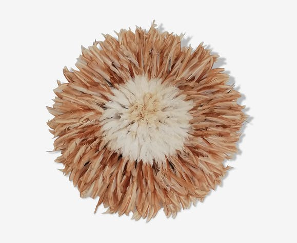 Juju hat natural and white 80cm