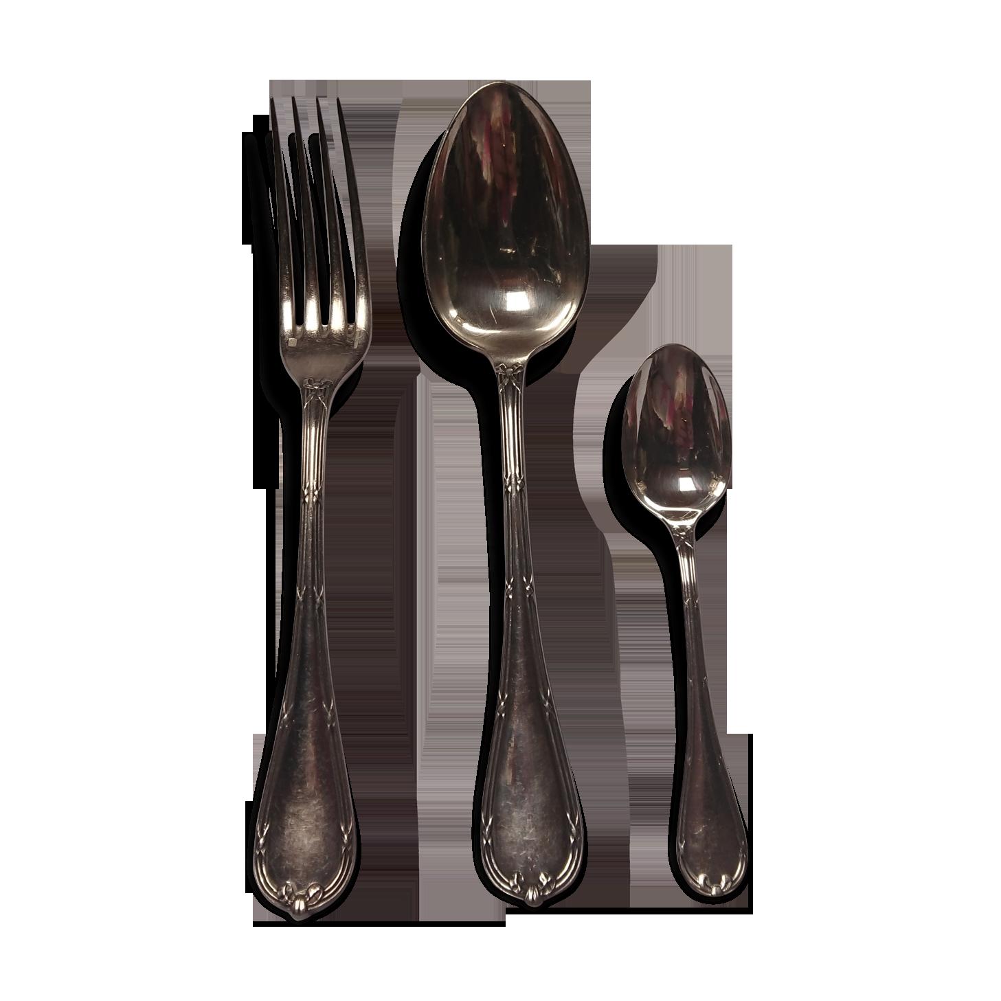 Chefs Larder 100 Forks