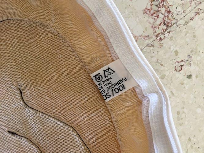 Paire de coussins vintage