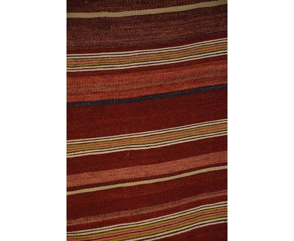 Tapis kilim rayé 163x260 cm