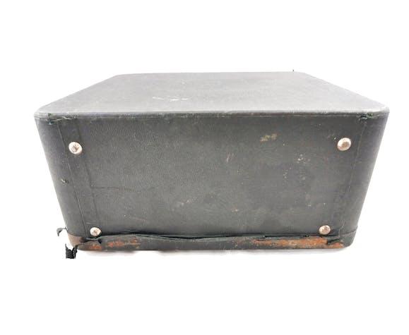 Machine à écrire Olympia SM1 noire révisée 1940