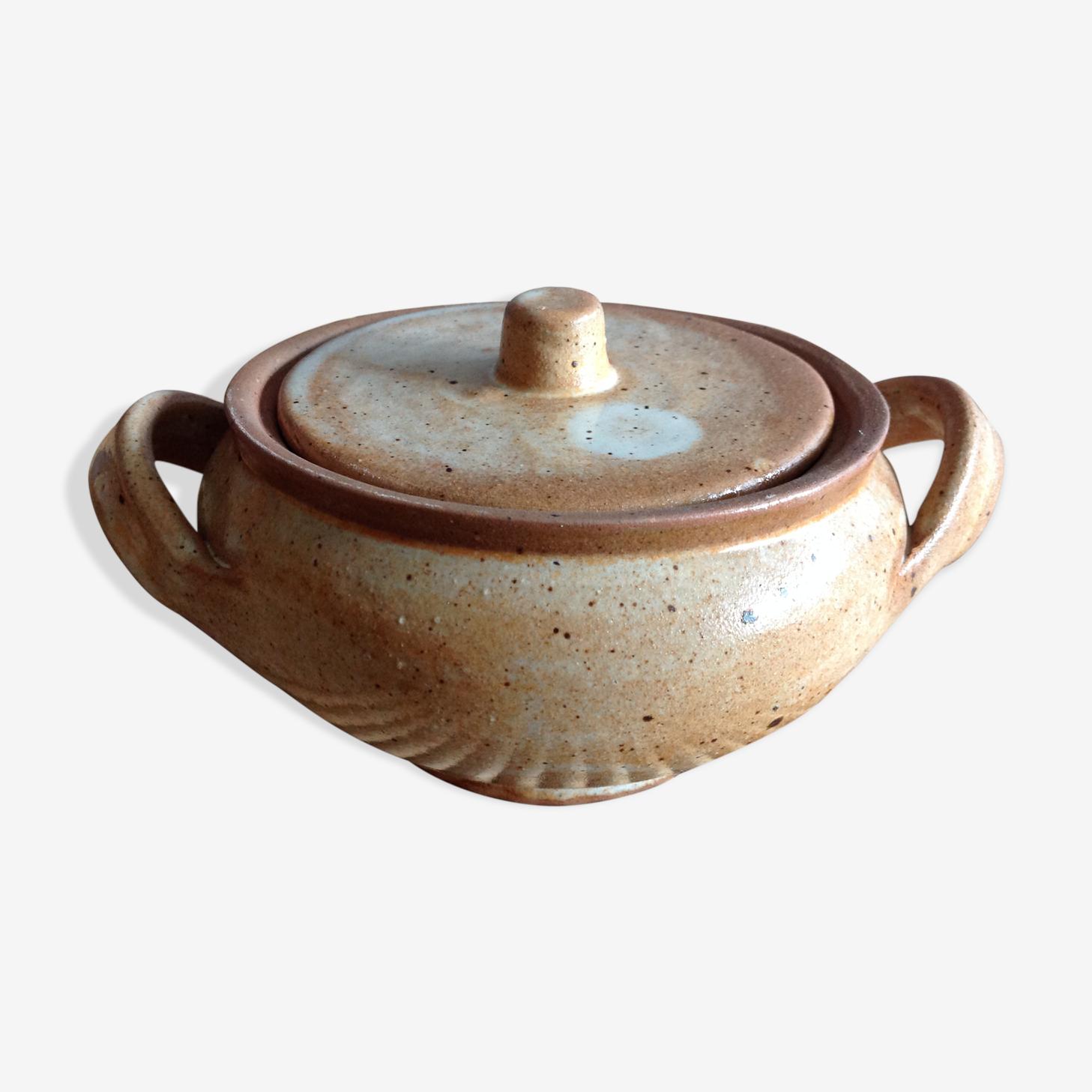 Sugar Bowl handmade stoneware