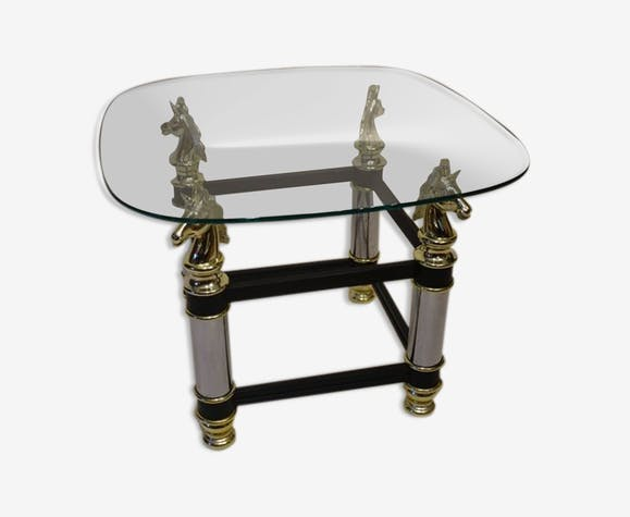 Table d'appoint Hollywood Regency