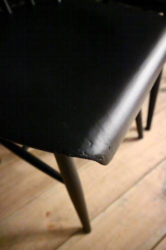 Lot de 6 chaises scandinaves